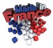 Gemaakt in Frankrijk Royalty-vrije Stock Afbeelding