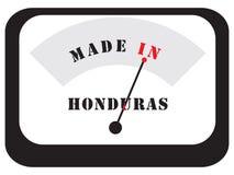 Gemaakt in Honduras Stock Foto