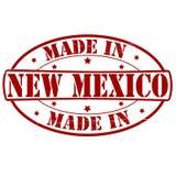 Gemaakt in New Mexico stock illustratie
