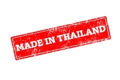Gemaakt in Thailand royalty-vrije stock afbeelding