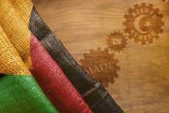 Gemacht in Azawad Lizenzfreie Stockfotos