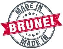 gemacht in Brunei-Stempel vektor abbildung