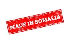 GEMACHT IN SOMALIA Stockbilder