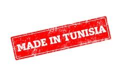 Gemacht in Tunesien Stockfotos