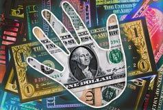 Gemakkelijk Geld Royalty-vrije Stock Afbeelding