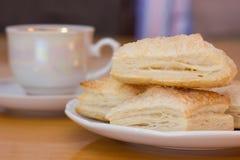 Gemakkelijk ontbijt Royalty-vrije Stock Afbeeldingen