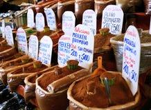 Gemalen Spaanse peper Royalty-vrije Stock Fotografie