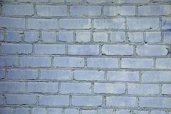 Gemalte alte Backsteinmauer, Hintergrund Lizenzfreies Stockfoto
