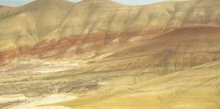 Gemalte Hügel Stockbilder