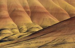 Gemalte Hügel, Oregon Lizenzfreies Stockbild