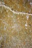 Gemalte Wand für Hintergrund Stockfoto