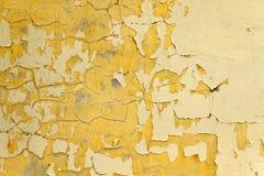 Gemalte Wandbeschaffenheit stockbild