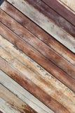 Gemalter hölzerner Plankenhintergrund Lizenzfreie Stockbilder