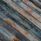 Gemalter hölzerner Plankenhintergrund Lizenzfreies Stockbild