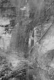 Gemalter Hintergrund mit grauer Farbe. Lizenzfreie Stockfotos