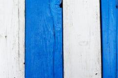 Gemaltes Holz Stockbild