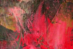 Gemaltes Segeltuch als Hintergrund Stockbild