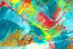 Gemaltes Segeltuch als Hintergrund stockbilder
