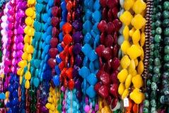 Gemas coloridas para o ofício Fotografia de Stock Royalty Free