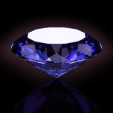gemas 3d Imagem de Stock Royalty Free