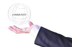 gemeenschap Stock Afbeelding