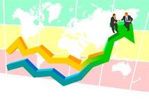 Gemeenschappelijke markt Stock Afbeelding