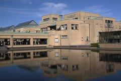Gemeentelijk Museum Den Haag Stock Afbeelding