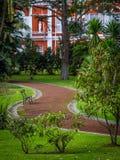 Gemeentelijke botanische tuinen Royalty-vrije Stock Foto's