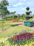 Gemeentelijke Tuinen, Hunstanton Stock Foto
