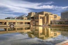 Gemeentemuseum in Den Haag, Holland Lizenzfreie Stockfotografie