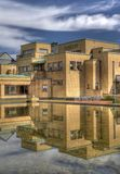 gemeentemuseum hague Голландия стоковые изображения rf