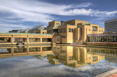 Gemeentemuseum in The Hague, Holland Royalty Free Stock Photography