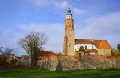 Gemeinde-Kirche Stockfotografie