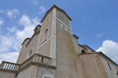 Gemeindekirche in Arta Lizenzfreie Stockfotografie