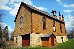 Gemeindekirche Cooksville Lizenzfreie Stockfotos