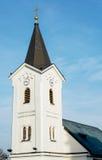 Gemeindekirche der Annahme, Nitra, Slowakei Lizenzfreies Stockbild