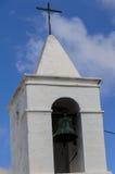 Gemeindekirche Parroquia San Roque, lanzerote Stockfotografie