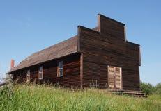 Gemeinschaft Hall At Ukranian Village Stockfotos