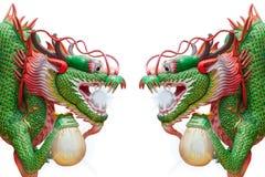 Gemelli il drago immagini stock