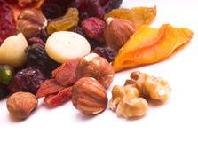 Gemengd Geheel Voedsel Royalty-vrije Stock Foto