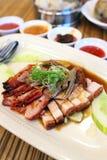Gemengd Geroosterd Vlees stock foto's