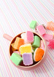 Gemengd Suikergoed Royalty-vrije Stock Foto