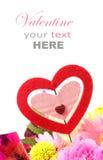 Gemengd Valentine Flower Stock Afbeeldingen