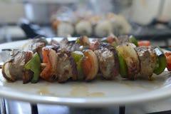 Gemengde barbecue Royalty-vrije Stock Fotografie