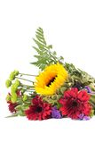Gemengde bloemen stock foto's
