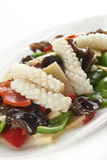 Gemengde Chinese salade Stock Fotografie