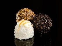 Gemengde chocoladeballen Royalty-vrije Stock Foto