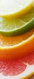 Gemengde citrusvruchten Royalty-vrije Stock Foto's
