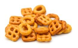 Gemengde crackers Stock Afbeeldingen