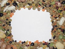 Gemengde graangewassen Stock Fotografie